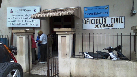 Bonao registry office