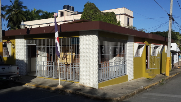 registry office in Rio San Juan